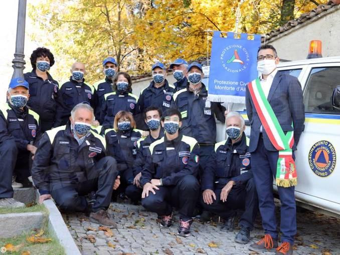 Monforte protezione civile