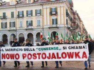Il ricordo del 78° anniversario della battaglia di Nowo Postojalowka