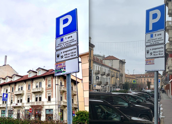 Piazza San Paolo e corso Italia