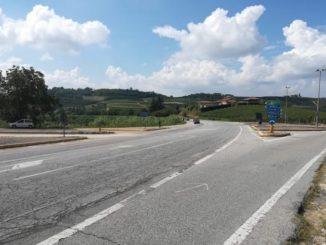 Progetto definitivo per la rotatoria sulla provinciale 929 Borbore-Alba in località Mombelli
