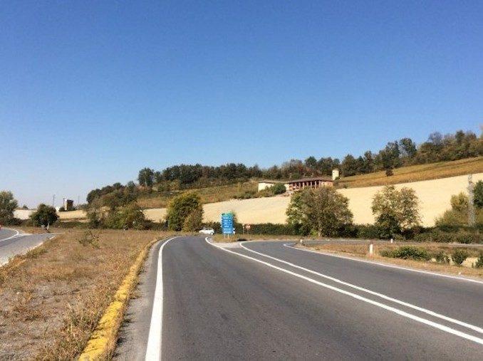 In fase di appalto la rotatoria tra le provinciali 12 e 661 a Novello in località Fornaci 1