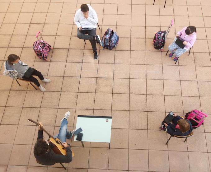 Scuola primaria di Borgomale 1