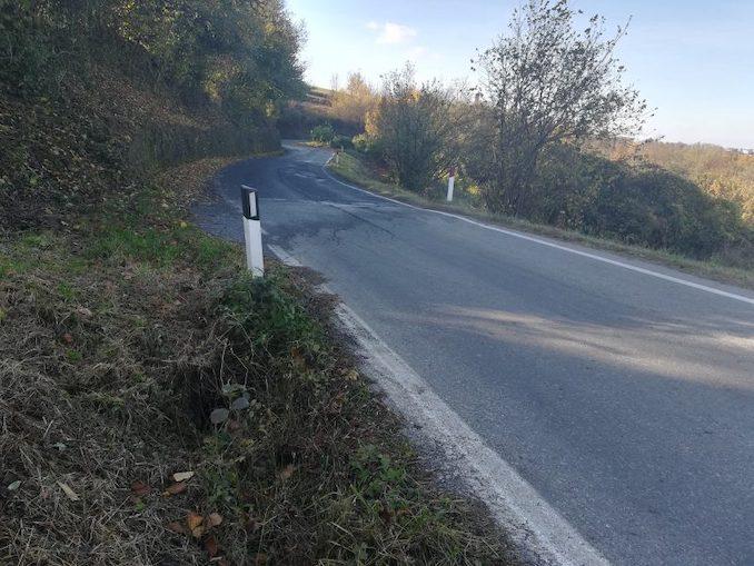 Strada Bossolasco Murazzano