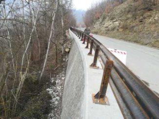 La Provincia di Asti riapre la strada della Valle Bormida
