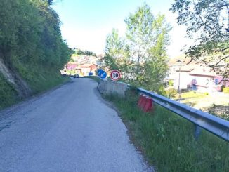 Frana di Monforte d'Alba: via ai lavori di consolidamento della strada