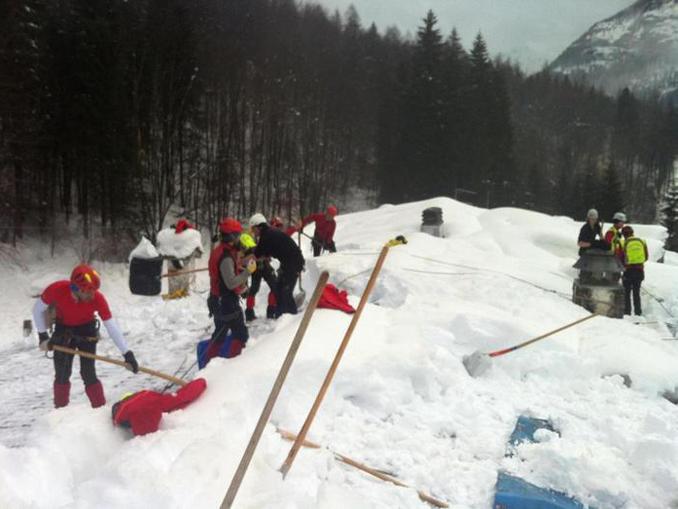 Valanga – Soccorso Alpino