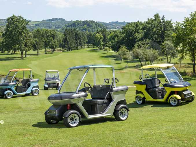 alba golf cart 1