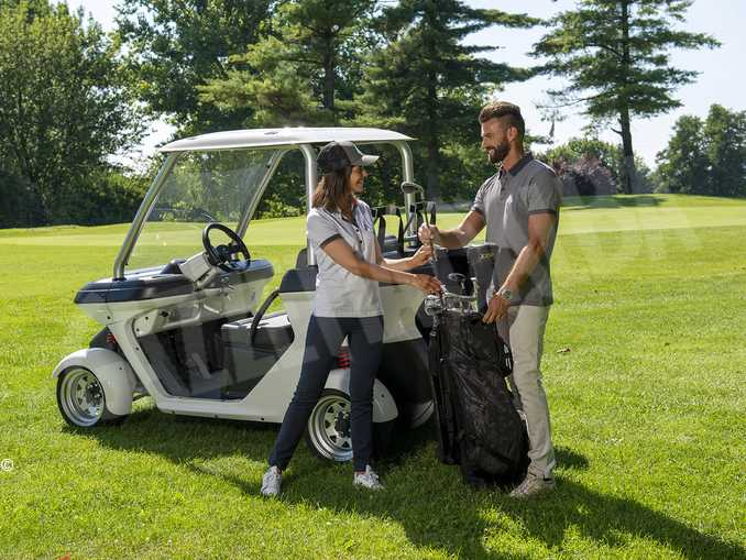 alba golf cart 2