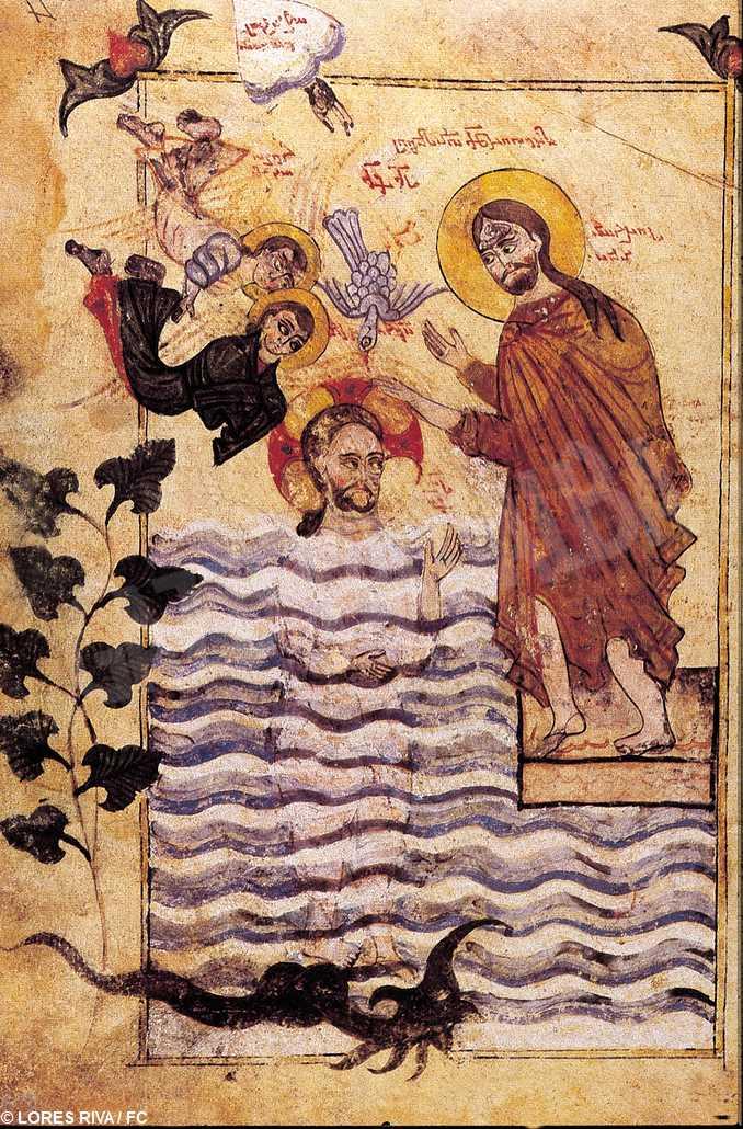 battesimo cristo