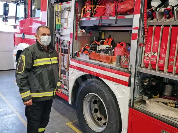 Più uomini e mezzi al distaccamento di Alba dei Vigili del fuoco