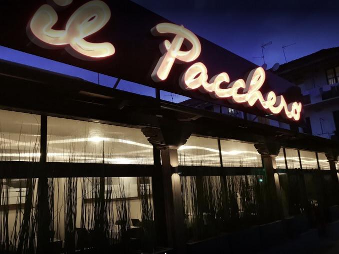 catena ristoranti Il Pacchero