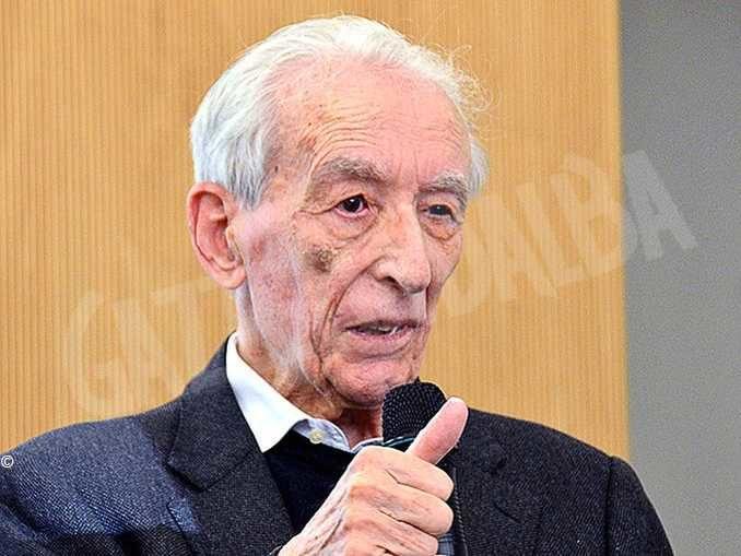 Addio a Franco Loi, tra i grandi autori del Dopoguerra, più volte ospite ad Alba