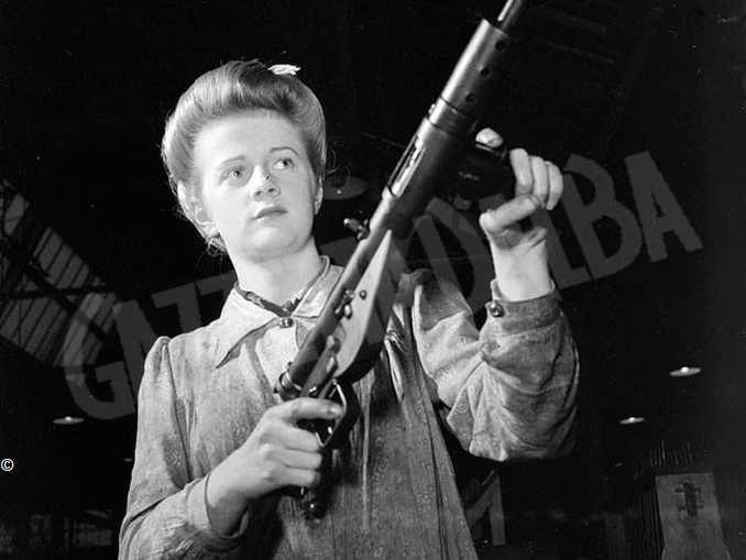 Alla ricerca delle armi della Seconda guerra mondiale