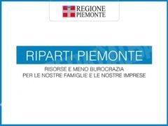 Cirio: «Abbiamo idee chiare per far ripartire il Piemonte» 8