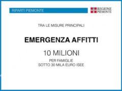 Cirio: «Abbiamo idee chiare per far ripartire il Piemonte» 16