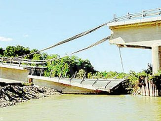 Iniziati i sondaggi per la ricostruzione del ponte di Monchiero