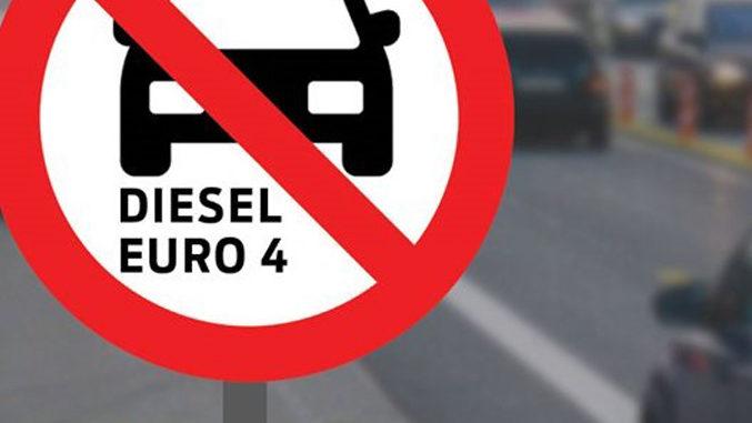 Stop agli Euro 4 diesel: le regioni del bacino padano chiedono il rinvio fino al termine dell'emergenza Covid