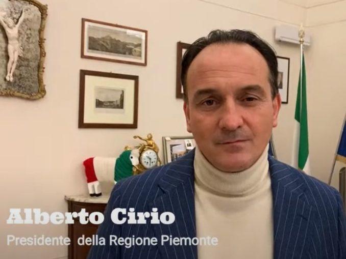 Otto per mille senza frontiere: il videomessaggio di Alberto Cirio