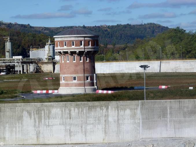 Il sito Acna in pole position per la realizzazione del carcere