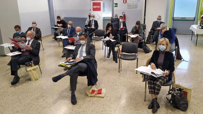 Apro formazione: l'Assemblea societaria approva il bilancio 2019/2020 1