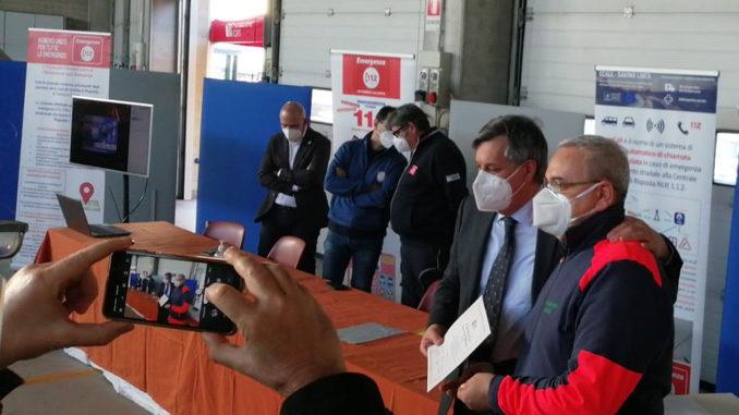 Covid-19: dalla Regione Piemonte attestato di riconoscimento ad Anpas per il servizio al numero verde sanitario regionale