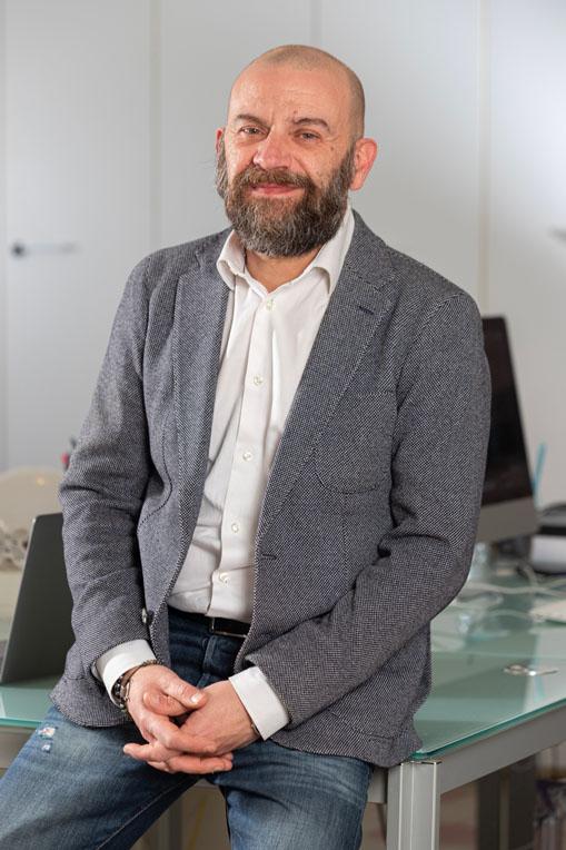 Beppe Incarbona amministratore delegato Ironika