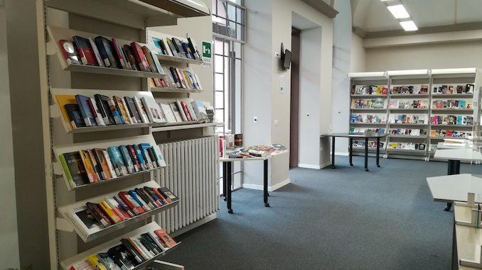 Alba: la biblioteca civica Giovanni Ferrero riapre al pubblico
