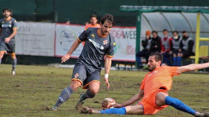I giallorossi calano il tris contro il Pont Donnaz e rimangono in scia della capolista Gozzano 2