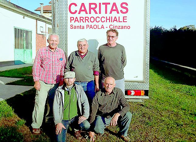 Il gruppo montatese della Caritas dà aiuto a 43 famiglie 1