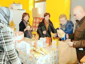 Il gruppo montatese della Caritas dà aiuto a 43 famiglie