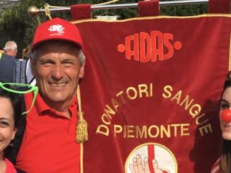 Canelli piange Carlo Colla: donatore di sangue, Alpino e consigliere comunale