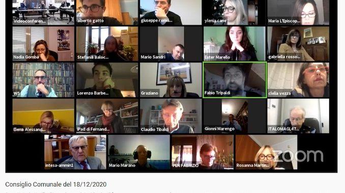 Alba: Consiglio comunale in videoconferenza venerdì 26 febbraio