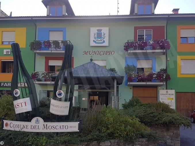 Cossano Belbo municipio