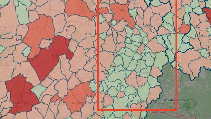 Coronavirus: la situazione a Cortemilia e negli altri paesi dell'Alta Langa 1