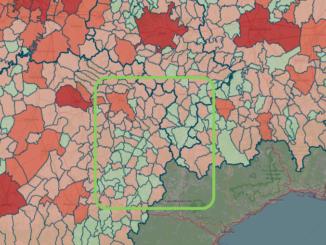Coronavirus: in calo in positivi a Cortemilia; la situazione nei paesi dell'Alta Langa