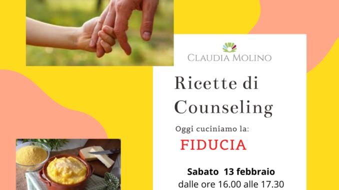 Claudia Molino parlerà di come cucinare con fiducia