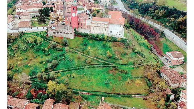 A Dogliani i percorsi pedonali rinnovati avvicineranno Borgo e Castello