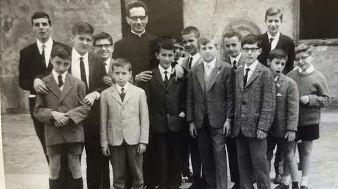 La scomparsa di don Chiabrando. Negli anni Sessanta a San Giovanni Battista di Bra
