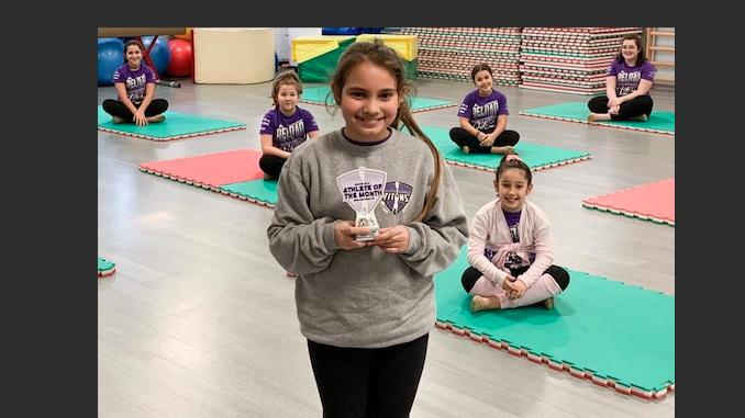 Premiata l'atleta del mese di gennaio: è Emma Giordi del team Free Titans