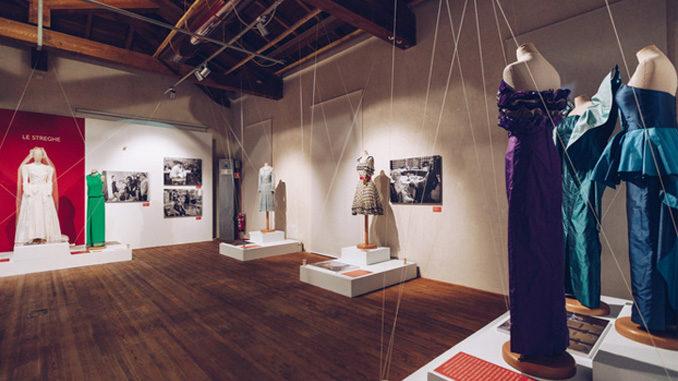 """Riaprono il Filatoio di Caraglio e mostra """"Un set alla moda.Un secolo di cinema italiano tra fotografie e costumi"""""""