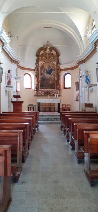 Sanfrè: la chiesa di Santa Maria Maddalena e il complesso di Motta degli Isnardi 3