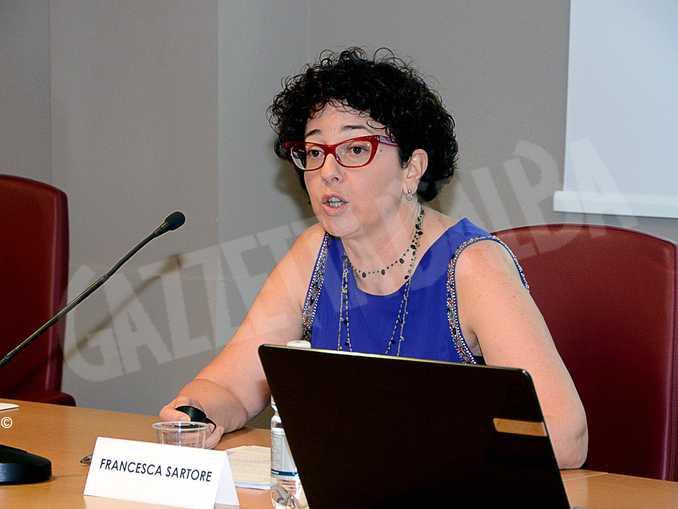 Francesca Sartore Apro