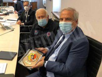 Dalla Protezione civile un grazie a fondazione Crc per le iniziative di sostegno durante la pandemia