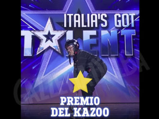 Gianluca Bingo Repetto ad Italia's Got Talent diverte i giudici