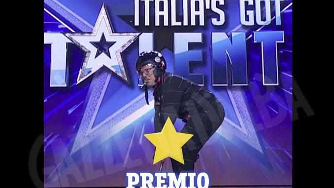 Gianluca Bingo Repetto ad Italia's Got Talent diverte i giudici