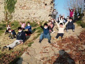 Gigante delle Langhe: il primo premio va alla classe terza della primaria di Cortemilia