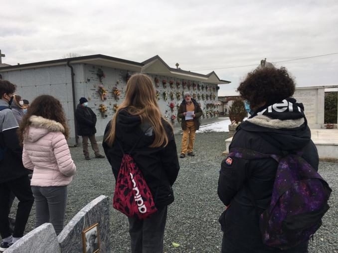 Giornata della Memoria: Biblioteca Civica e Centro Giovani ricordano la Shoah 4