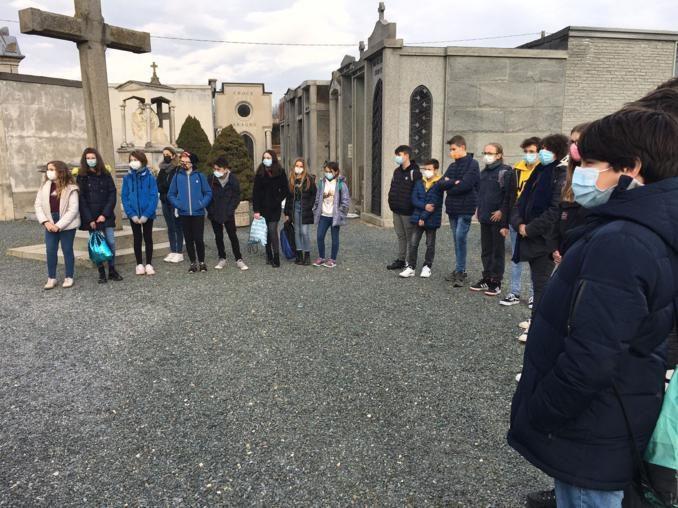 Giornata della Memoria: Biblioteca Civica e Centro Giovani ricordano la Shoah 5