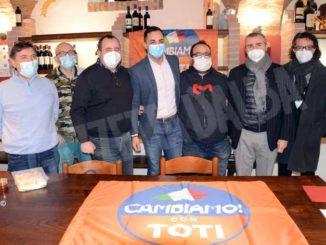 Nasce ad Alba la nuova sezione di Cuneo di Cambiamo con Toti