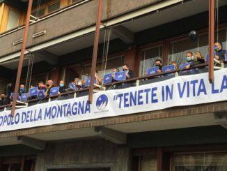 Il popolo della montagna chiede di poter vivere: una grande manifestazione nel capoluogo, davanti alla sede di Cuneo Neve